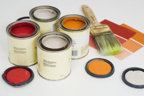 We sell Benjamin Moore